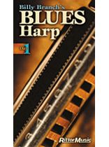 Billy Branch - Billy Branch's Blues Harp - Video Cassette