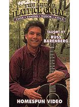 Russ Barenberg - The Art of Flatpick Guitar - Video Cassette