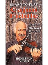 Michael Doucet - Learn To Play Cajun Fiddle - Video Cassette
