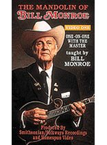 John Hartford - The Mandolin of Bill Monroe - Video One: One-on-One With the Master - Video Cassette