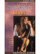 Rory Block - The Guitar of Rory Block - Video Cassette