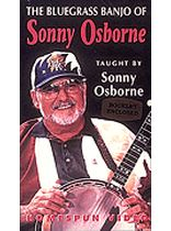 Sonny Osborne - The Bluegrass Banjo of Sonny Osborne - Video Cassette