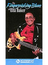 Etta Baker - The Fingerpicking Blues of Etta Baker Taught By Etta Baker - Video Cassette