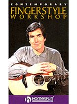 Chris Proctor - Contemporary Fingerstyle Workshop - Video Cassette