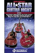 Muriel Anderson - Muriel Anderson's All Star Guitar Night - Video Cassette