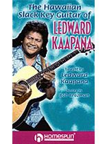 The Hawaiian Slack Key Guitar of Ledward Kaapana - Video Cassette