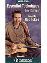 Essential Techniques for Dobro� - Video Cassette