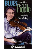 Darol Anger - Blues on the Fiddle - Video Cassette