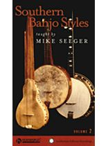 Mike Seeger - Southern Banjo Styles - Video Cassette