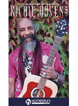 Richie Havens - The Guitar Style of Richie Havens - Video Cassette