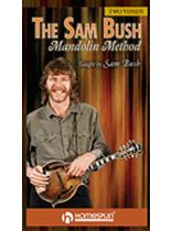 Sam Bush - The Sam Bush Mandolin Method - Two-Video Set - Video Cassette