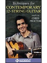 Chris Proctor - Techniques for Contemporary 12-String Guitar - Video Cassette