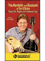 Tim O'Brien - The Mandolin and Bouzouki of Tim O'Brien - Playing Celtic, Bluegrass and Contemporary Songs - Video Cassette