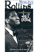 Sonny Rollins - Jazz Casual: Sonny Rollins Video Cassette