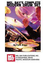 Briggs - Complete Modern Drum Set Video Video Cassette