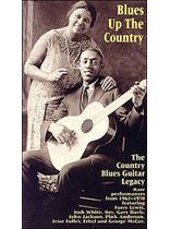 Humphrey - Blues Up the Country Video the Country Blues Gtr Legacy Video Cassette