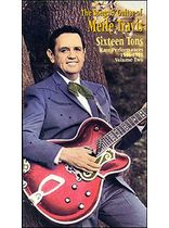 Travis - Songs & Guitar of Merle Travis/Sixteen Tons Vol. 2 Video - Video Cassette