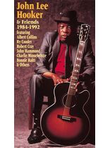 Hooker - John Lee Hooker & Friends (1984-1992) Video - Video Cassette