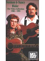 Norman & Nancy Blake/the Video Collection 1980-1995 Video Video Cassette