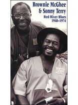 Terry - Brownie Mcghee & Sonny Terry/Red River Blues Video - Video Cassette