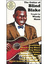 Blind Blake - Guitar of Blind Blake Video - Video Cassette