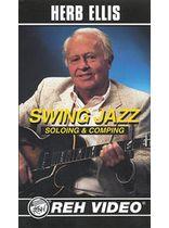 Herb Ellis - Herb Ellis -- Swing Jazz Soloing & Comping - Video Cassette