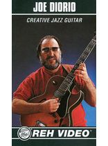 Joe Diorio - Joe Diorio -- Creative Jazz Guitar - Video Cassette