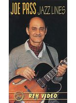 Joe Pass - Jazz Lines - Video Cassette