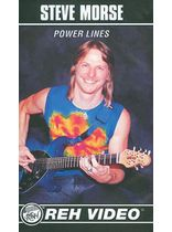 Steve Morse - Power Lines Video Cassette