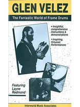 Glen Velez - Velez / Frame Drums - Video Cassette
