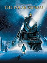 Polar Express Sheet Music Book